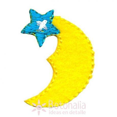 Luna y estrella