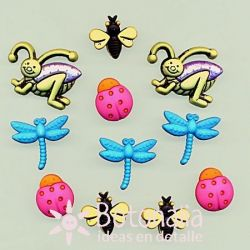 Dress-it-Up - Bugs II