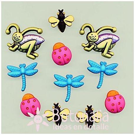 Dress-it-Up - Bugs II