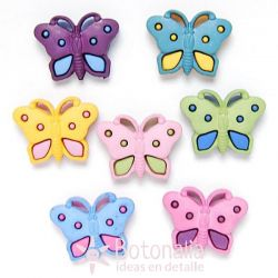 Dress-it-Up - Butterflies - Embellishments