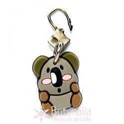 Zipper pull embellishment - Koala