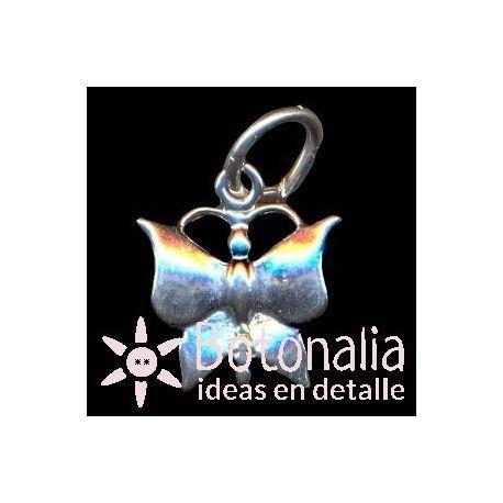 Adorno de plata - Mariposa (Charm)