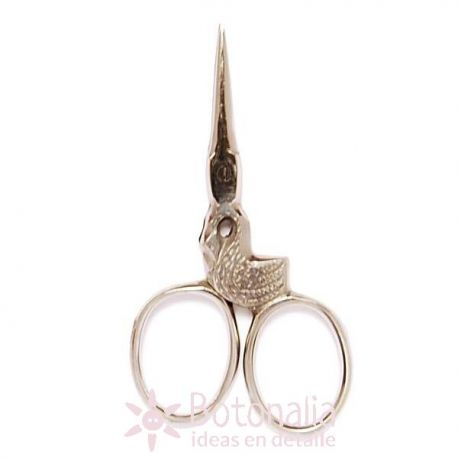 Decorated embroidery scissors Dinky Dyes 23