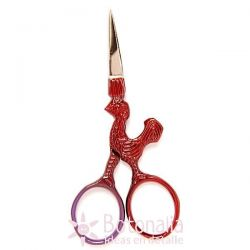 Decorated embroidery scissors Dinky Dyes 1