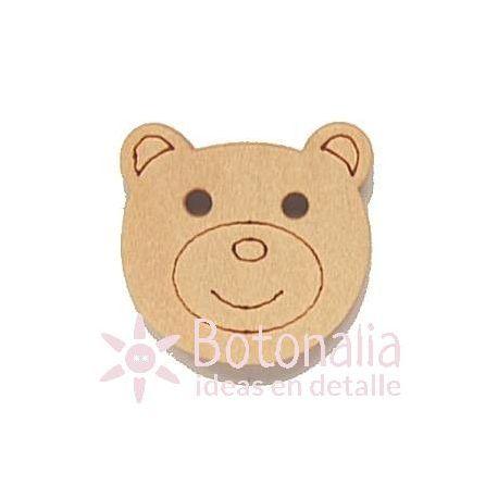 Head of Teddy bear