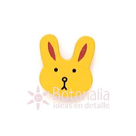 Conejo amarillo