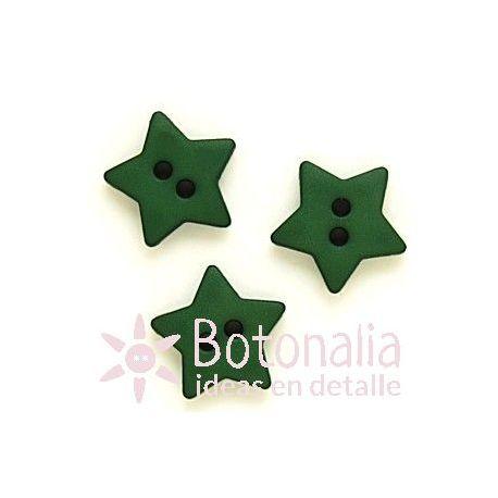 Star green 15 mm