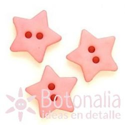 Star pink 15 mm