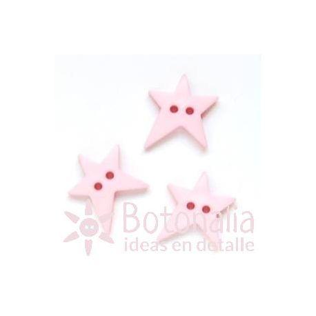 Star pink 19 mm