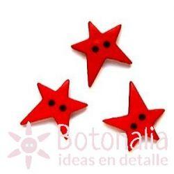 Star red 19 mm