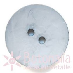 Botones Grandes - Circular Azul Pastel - 45mm