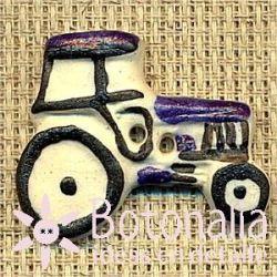 En la granja - Tractor