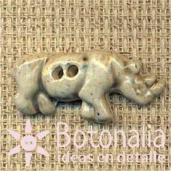 Savannah animals - Rhino