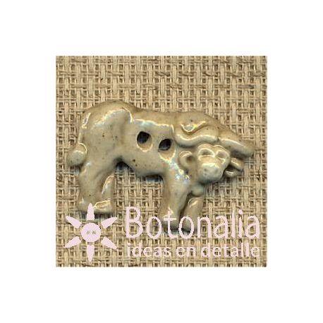 Animales de la Sabana - Búfalo