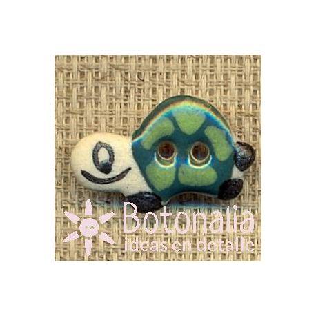 Little animals in the garden - turtle
