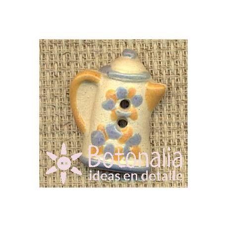 Juego de té - Tetera/cafetera