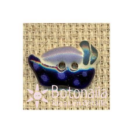 Dama en azul - Sombrero 4