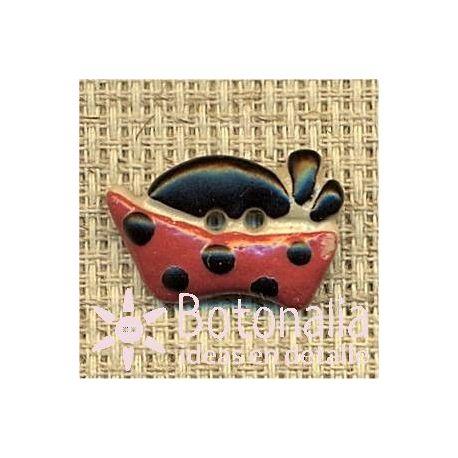 Dama en rojo - Sombrero 4