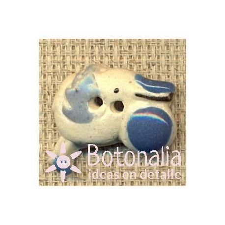 Nacimiento bebé niño - Cigüeña azul