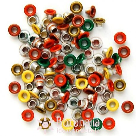 Eyelets rounds - Autumn Collection
