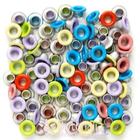 Eyelets rounds - Spring Collection