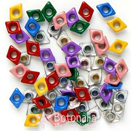 Eyelets diamond