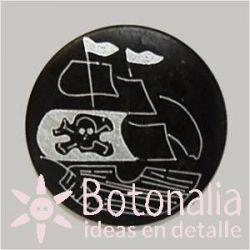 Barco pirata - 18 mm