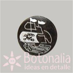 Barco pirata - 15 mm