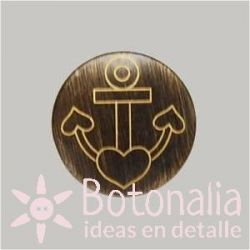Nautical anchor - 15 mm