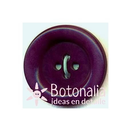 Classic round button in purple