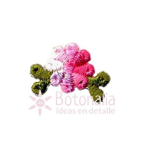 Pequeña flor rosa