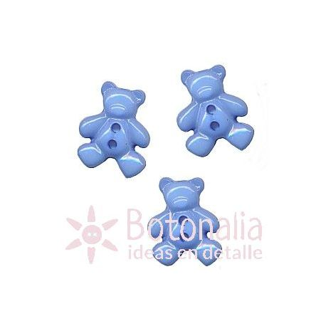 Little bear in blue 21 mm