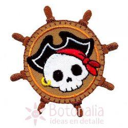 Pirate steering wheel