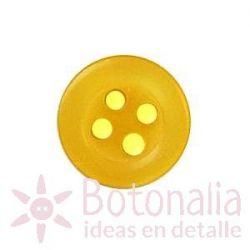 Botón amarillo 10 mm