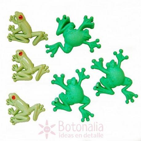 Dress-it-Up - Tree Frogs