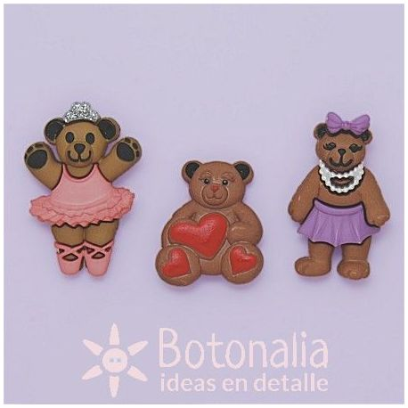 Dress-it-Up - Bunches of Bears 1