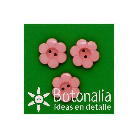 Florecita rosa 15 mm