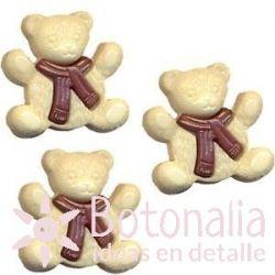 Little bear in light color 16 mm