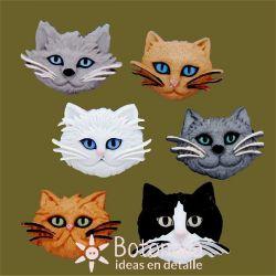 Dress-it-Up - Fuzzy Felines