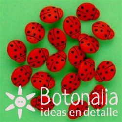 Dress-it-Up - Mariquitas de 12 mm