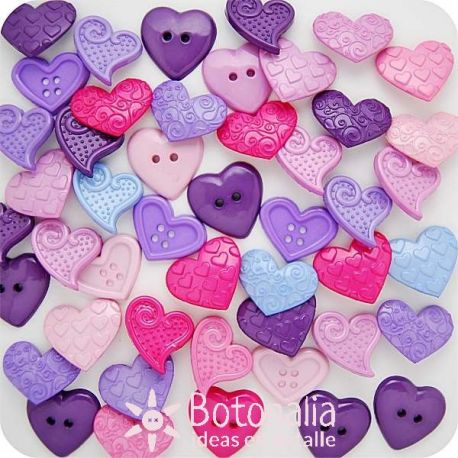 Dress-it-Up - Super Value Pack - Hearts