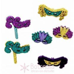 Dress-it-Up - Mardi Gras Masques