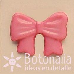 Pink ribbon 17 mm