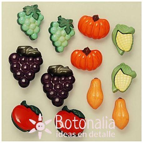 Otoño - Frutas y hortalizas