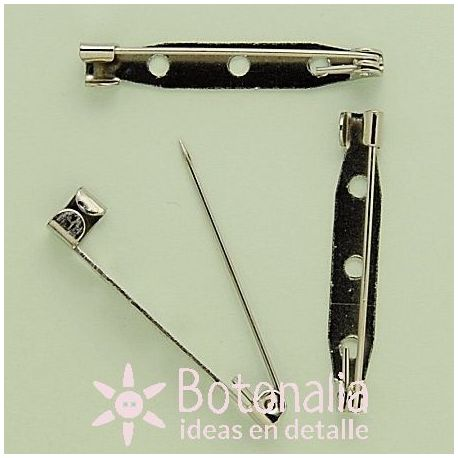 Brooch pin for DIY 35 mm