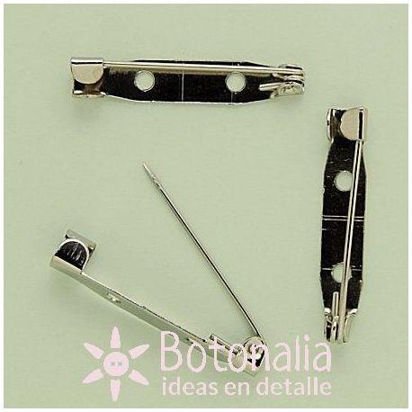 Brooch pin for DIY 30 mm