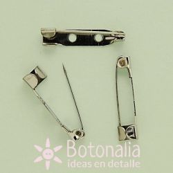 Alfiler para broche 25 mm