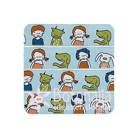 Cinta - Niños y mascotas