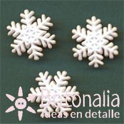 Copo de Nieve 18 mm
