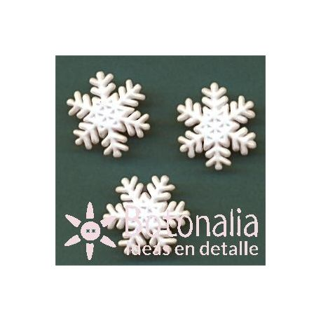 Snowflake 18 mm